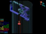 Screen from Metroid Cubed game